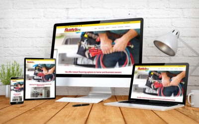 Rusty's Inc. Launches New Website For Heating, Air Conditioning & Plumbing